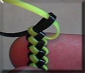 Gimp bracelet patterns easy