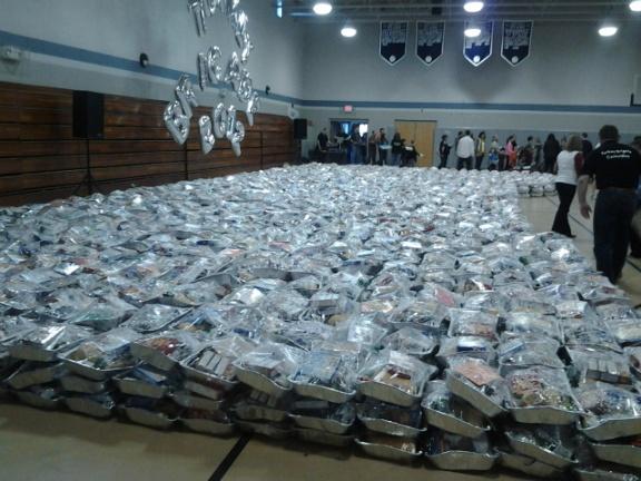 So many meals!