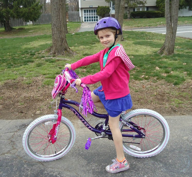 Lucy's Bike