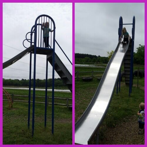 The big slide