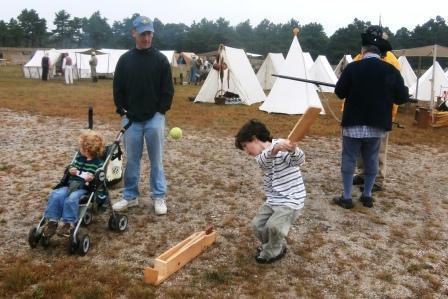 Encampment game