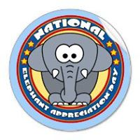 Happy National Elephant Appreciation Day