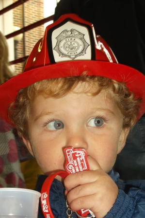 Fire house Jack with freebies