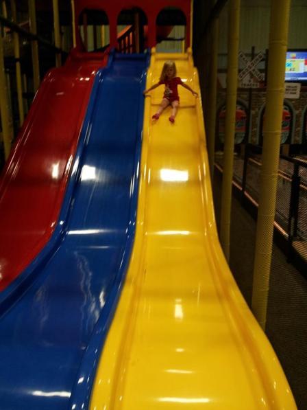 Fun at Kidsport!