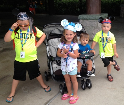Tips for surviving Disney World