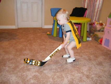 Baby Jack - Hockey